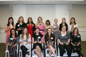 NCWIT Aspirations Award Dinner on March 21, 2015