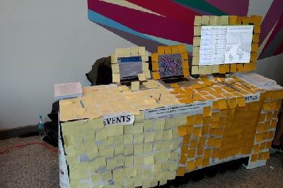 Ed Fox - Science Festival photo 10.1.15
