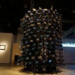 """SeeMore: Kinetic Computer Sculpture"""